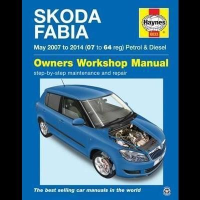 Skoda Fabia Petrol & Diesel 2007-14
