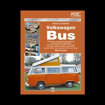 How to restore VW Bus 1967-1979