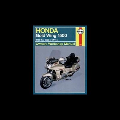 Honda Gold Wing 1500 1988-2000