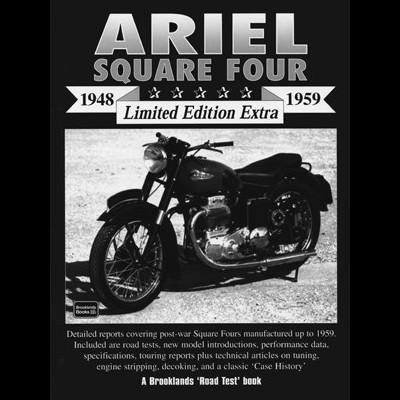 Ariel Square Four 1949-59