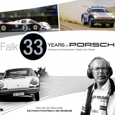 Peter Falk: 33 Years of Porsche