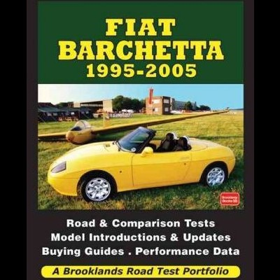 Fiat Barchetta Road Test Portfolio 1995-2005