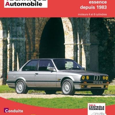 Bmw Serie 3, 4 et 6 Cil. 1983-91 (RTA448)