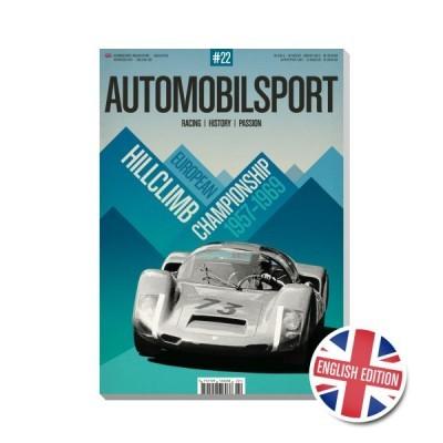 European Hillclimb championship 1957-67 (Vol 22 Automobislport)