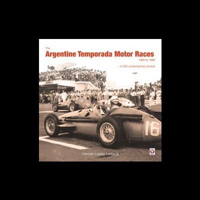 Argentine Temporada Motor Races 1950-1960 photos