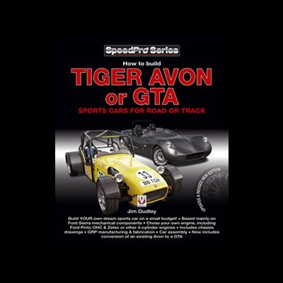 How to build Tiger Avon or GTA Sports Cars