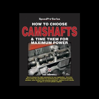 How to Choose Camshafts & Time them for max power