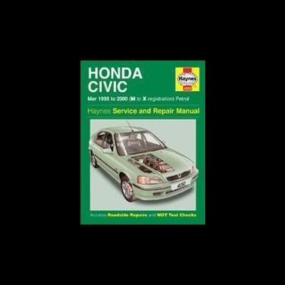 Honda Civic 1995-00