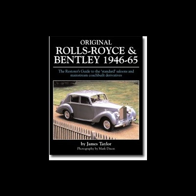 Original Rolls Royce & Bentley 1946-65