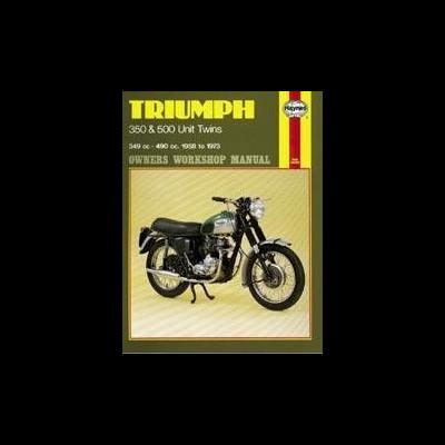 Triumph 350 & 500 Unit Twins 1958-73