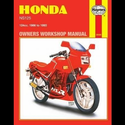 Honda NS 125 1986-93