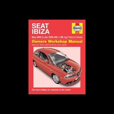 Seat Ibiza Petrol & Diesel 2002-08