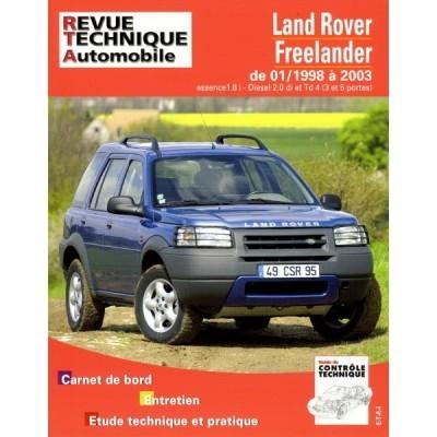 Land Rover Freelander 01/98 - 2003 (RTATAP422)