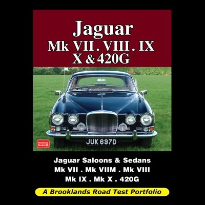 Jaguar MK 7, 8, 9, 10 & 420G Road Portfolio