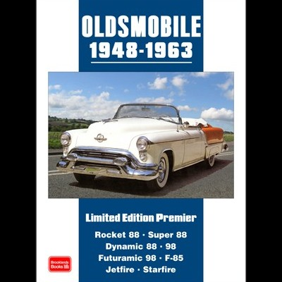 Oldsmobile Limited Edition Premier 1948-1963
