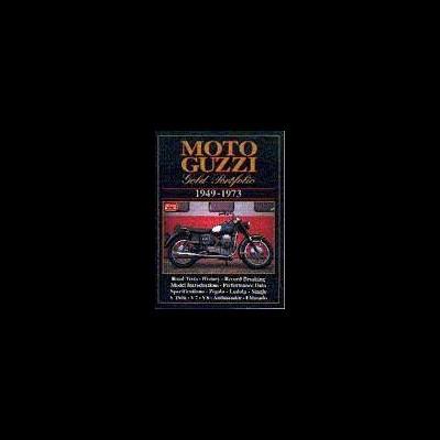 Moto Guzzi Gold Portfolio 1949-73
