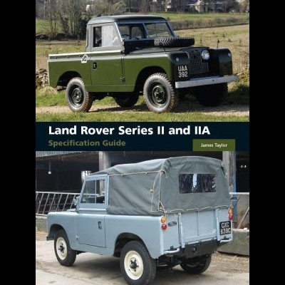 Land Sover Series II & IIA Specification Guide