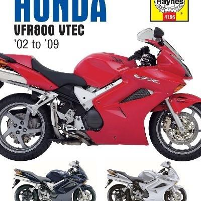 Honda VFR V-Tec V-Fours 2002-09