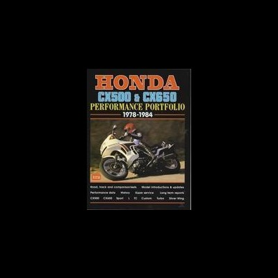 Honda CX500 & CX 650 1978-84