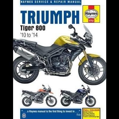 Triumph Tiger 800 2010-2014