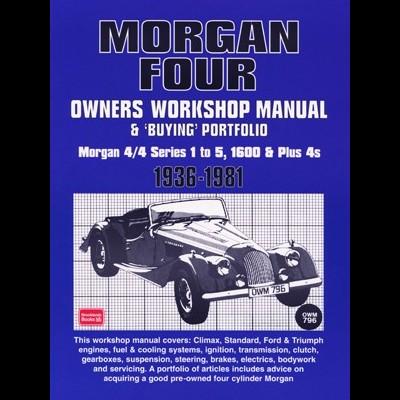 Morgan 4 OWM & Buying Portfolio 1936-1981