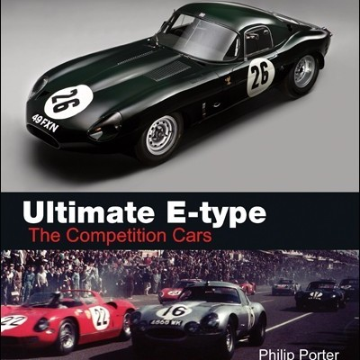 Jaguar E-type - The Competition Cars
