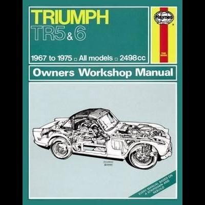 Triumph TR 5 & 6 1967-75