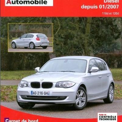 BMW Serie 1 2007- Gasolina 1.6, 2.0 TD (RTA B739)