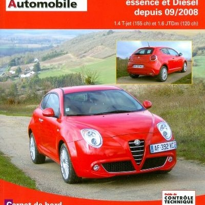 Alfa Romeo Mito Gasolina 1.4 + 1.6Jtd (RTAB738)