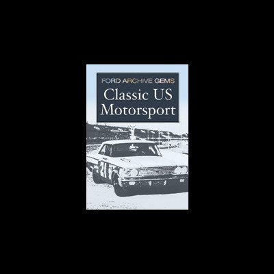 Ford Archive Gems - Classic US Motorsport DVD
