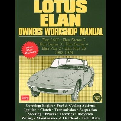 Lotus Elan 1962-74 OWM