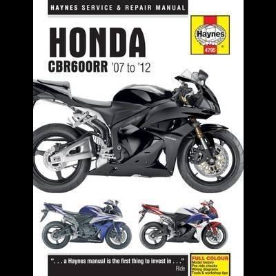 Honda CBR600RR 2007-12