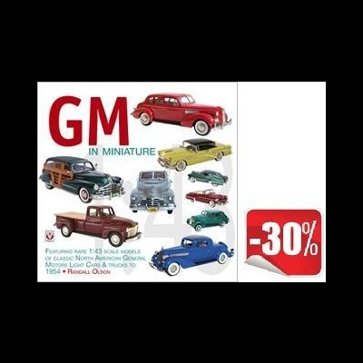 GM in Miniature: 1:43 models to 1954
