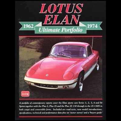 Lotus Elan Ultimate Portfolio 1962-74