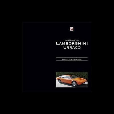 Lamborghini Urraco: The Book