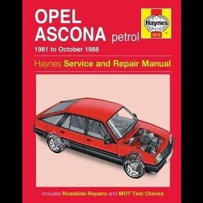 Opel Ascona 1981-88