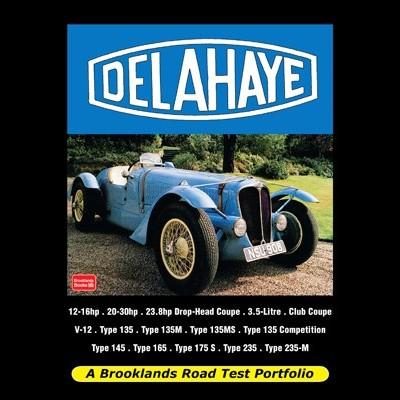Delahaye Road Test Portfolio