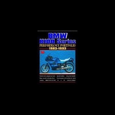 Bmw K100 Series Performance Portfolio 1983-93