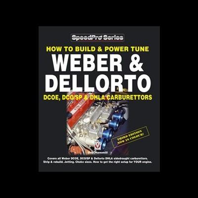 Build&Power Tune Weber&dellort Dcoe/Dhla Carb.