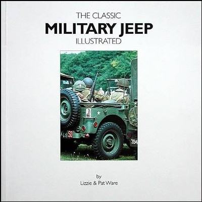 Classic Military Jeep Illustrated