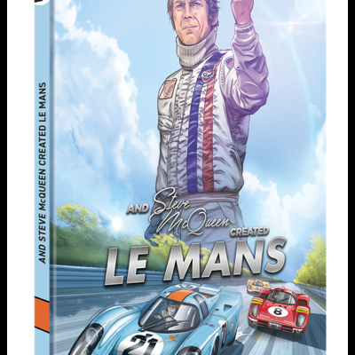 Steve McQueen in Le Mans (English Version VOL2) BD