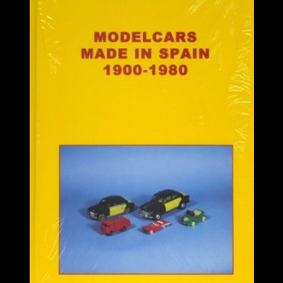 Model Cars made in Spain 1900-1980