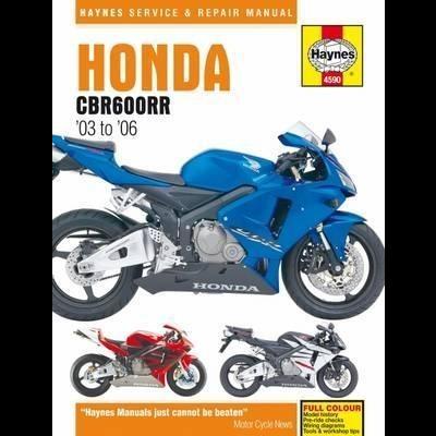 Honda CBR600RR 2003-06