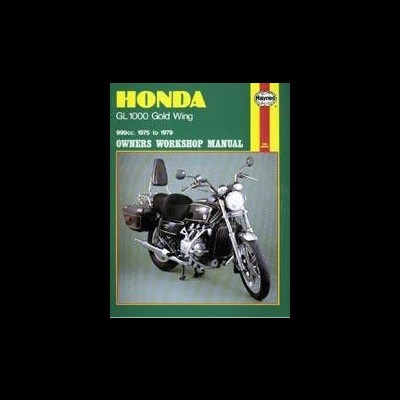 Honda GL 1000 Gold Wing 1975-79