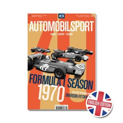 Formula 1 Season 1970 (Vol 24 Automobilsport)