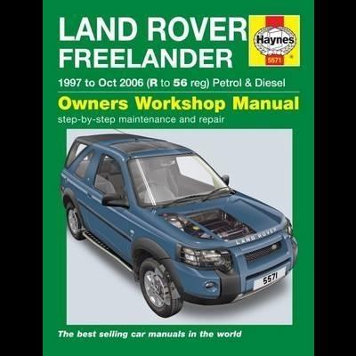 Land Rover Freelander Petrol & Diesel 1997-2006