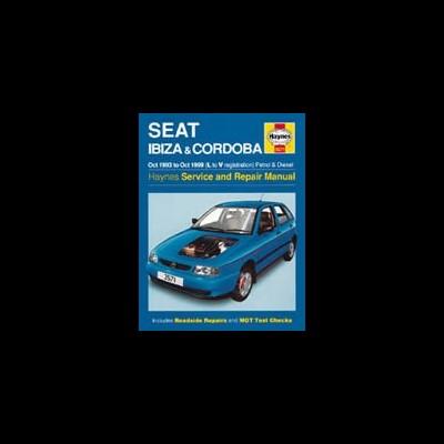 Seat Ibiza & Cordoba - Petrol & Diesel 1993-99