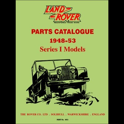 Land Rover Series 1 1948-53