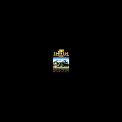 Jeep CJ5 & CJ7 4X4 Performance Portfolio 1976-86