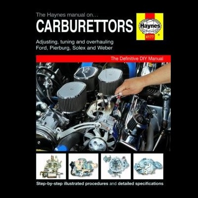 Haynes Manual on carburattors